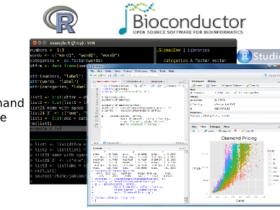 推荐一个R & Bioconductor的使用手册网站
