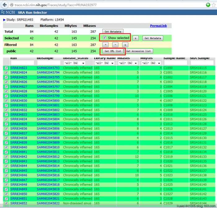 linux下用Aspera从NCBI上下载SRA格式宏基因组数据