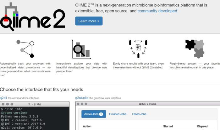 QIIME2官方帮助文档的中文版