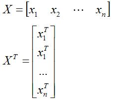 主成分分析(PCA)原理详解