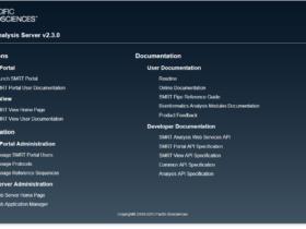 SMRT Analysis软件安装