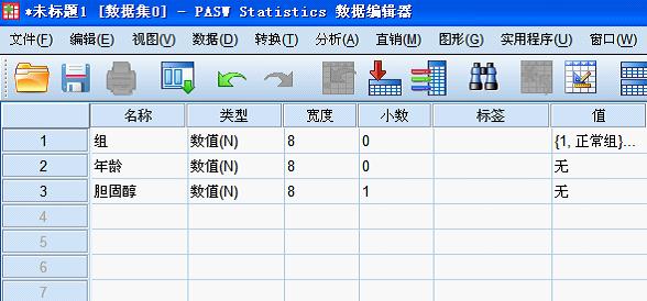 SPSS学习笔记之——协方差分析