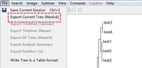 利用Evolview美化进化树教程和使用方法