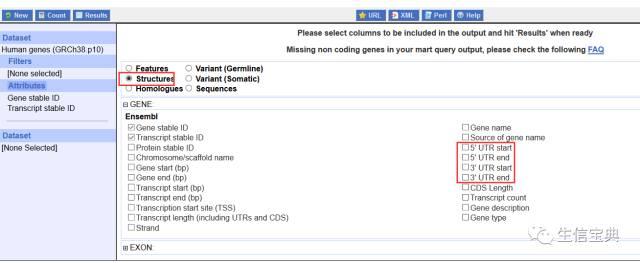 参考基因组和基因注释文件