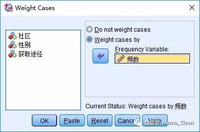 因变量无序多分类资料的logistic回归